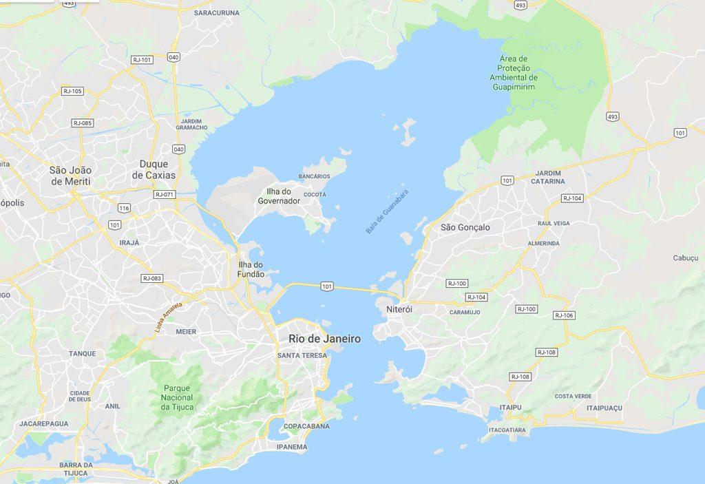 Porto de Baía de Guanabara